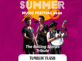 The Rolling Stones Tribute – koncert zespołu Tumblin' Flash